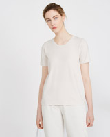 stone Carolyn Donnelly The Edit Cotton T-Shirt
