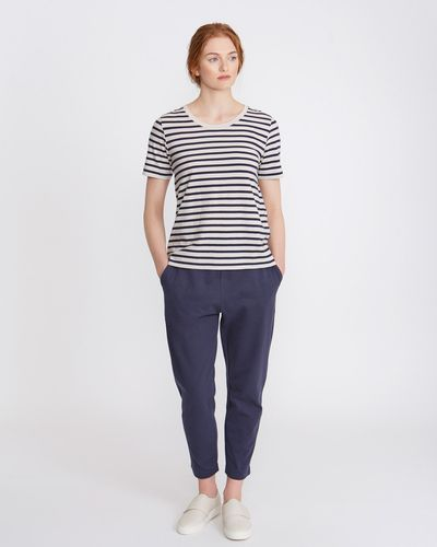 Carolyn Donnelly The Edit Cotton Jersey Pants