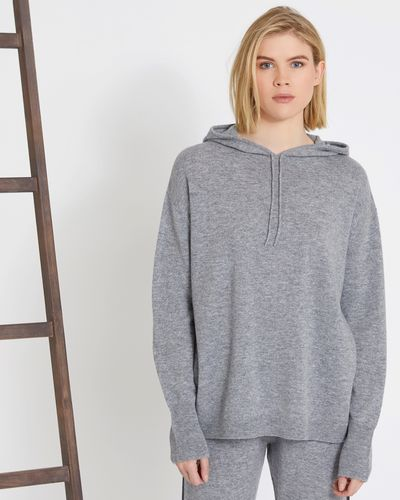 Carolyn Donnelly The Edit Cashmere Mix Hoodie