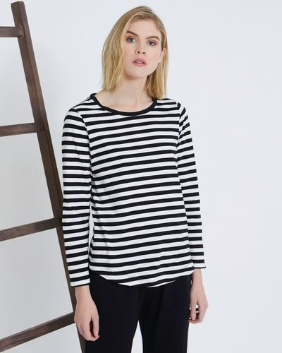 Carolyn Donnelly The Edit Stripe Top