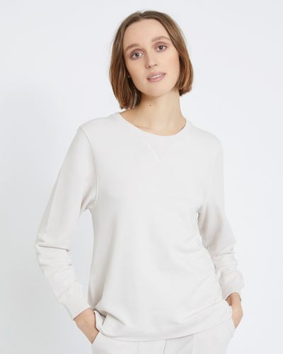 Carolyn Donnelly The Edit Cotton Sweater