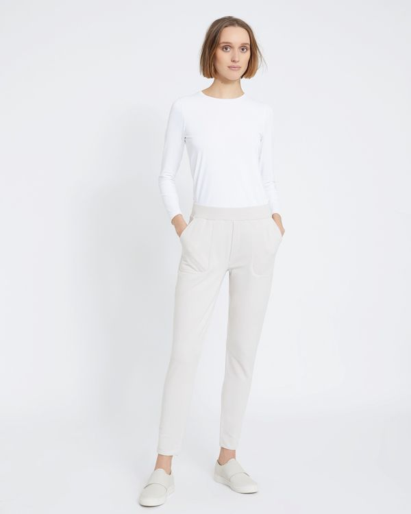Carolyn Donnelly The Edit Cotton Joggers