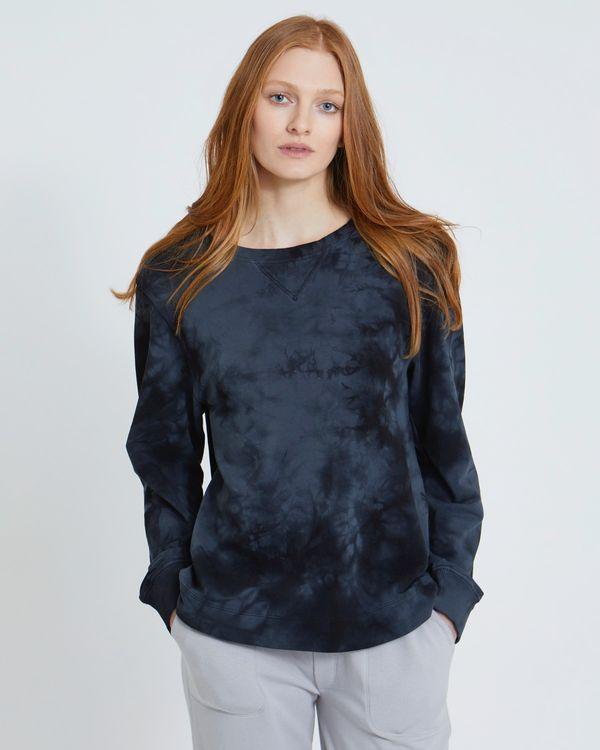 Carolyn Donnelly The Edit Tie Dye Sweater