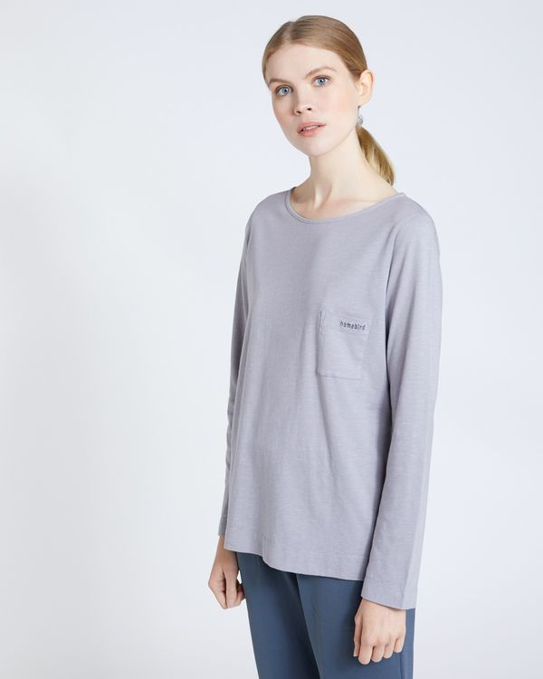Carolyn Donnelly The Edit Home Bird Cotton Top