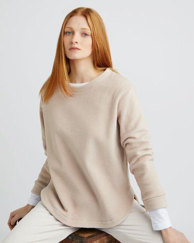 Carolyn Donnelly The Edit Cuff Fleece
