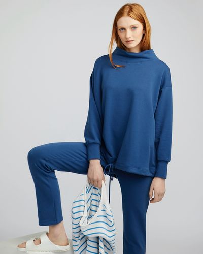 Carolyn Donnelly The Edit Drawstring Sweater