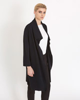 black Carolyn Donnelly The Edit Kimono Cardigan