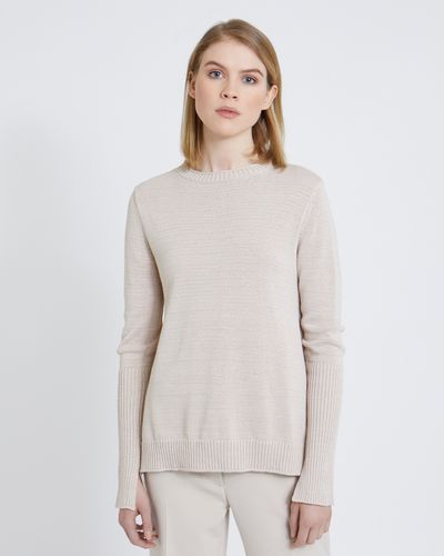Carolyn Donnelly The Edit Cotton Mix Sweater