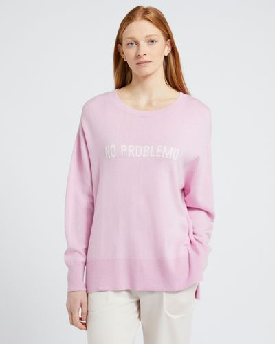 Carolyn Donnelly The Edit No Problemo Sweater