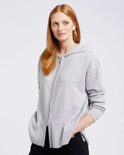 Carolyn Donnelly The Edit Zip Up Hoodie