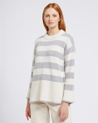 Carolyn Donnelly The Edit Stripe Sweater