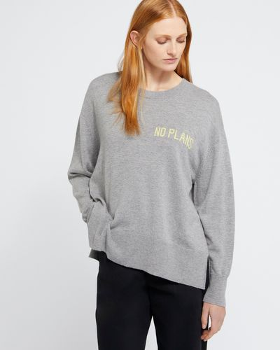 Carolyn Donnelly The Edit No Plans Sweater
