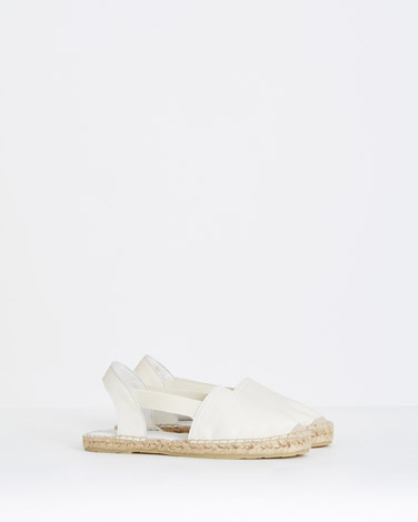 Carolyn Donnelly The Edit Espadrille With Strap