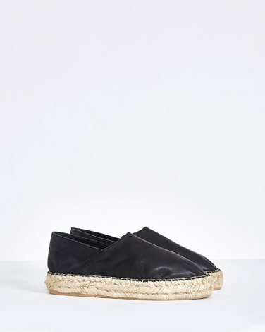 black Carolyn Donnelly The Edit Platform Espadrille