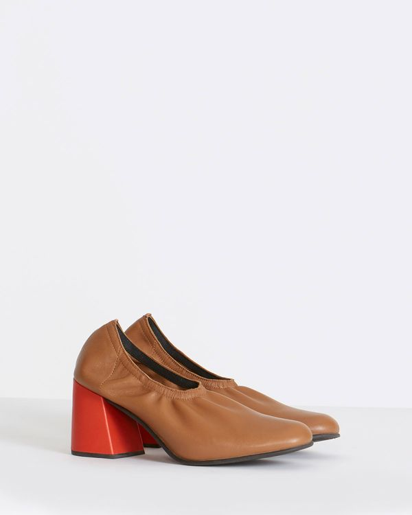Carolyn Donnelly The Edit Colour Block Courts