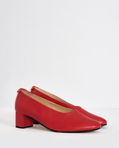 Carolyn Donnelly The Edit Leather Courts