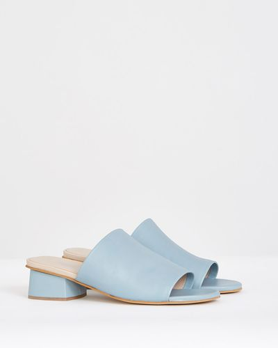 Carolyn Donnelly The Edit Leather Sandals