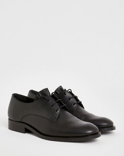 Carolyn Donnelly The Edit Frill Detail Brogues