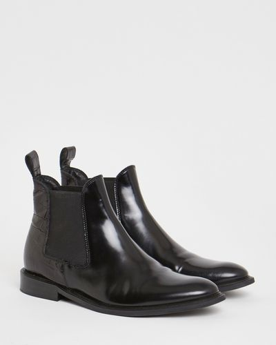 Carolyn Donnelly The Edit Chelsea Boots