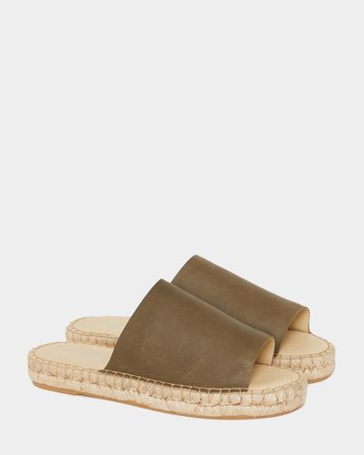 Carolyn Donnelly The Edit Slip On Espadrille thumbnail