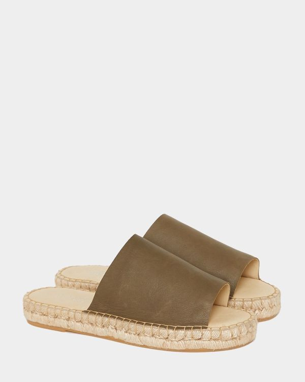 Carolyn Donnelly The Edit Slip On Espadrille