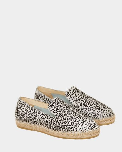 Carolyn Donnelly The Edit Leopard Espadrille