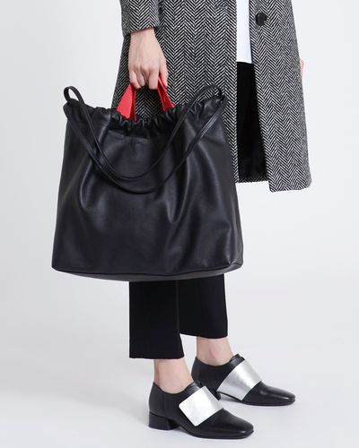 Carolyn Donnelly The Edit Drawstring Shoulder Bag