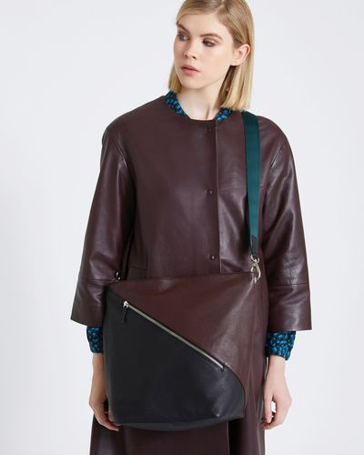 Carolyn Donnelly The Edit Colour Block Messenger