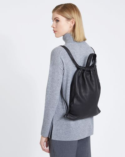 Carolyn Donnelly The Edit Drawstring Backpack