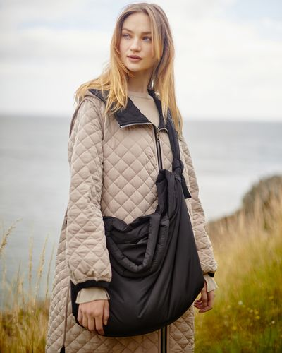 Carolyn Donnelly The Edit Puffy Tote