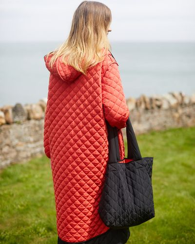 Carolyn Donnelly The Edit Quilted Reversible Tote