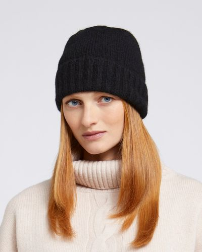 Carolyn Donnelly The Edit Cashmere Hat