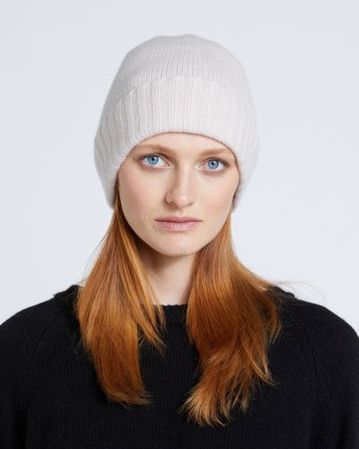 Carolyn Donnelly The Edit Cashmere Hat thumbnail