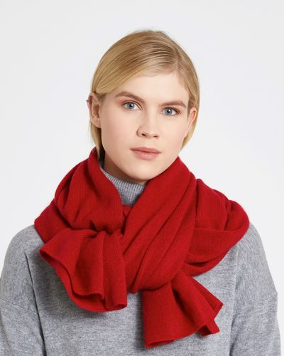 Carolyn Donnelly The Edit Cashmere Scarf thumbnail