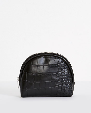 blackCarolyn Donnelly The Edit Make Up Bag