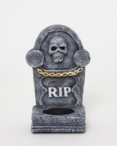 Tombstone Tea Light Holder