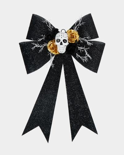 Bow With Skull Head