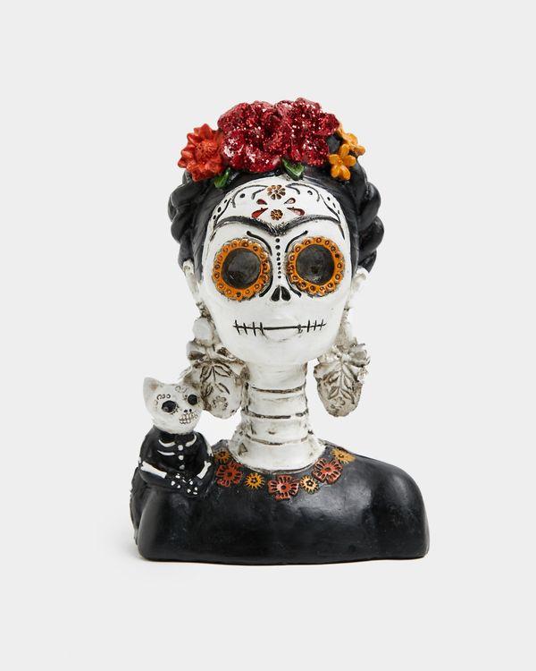 Lady Skeleton Statue