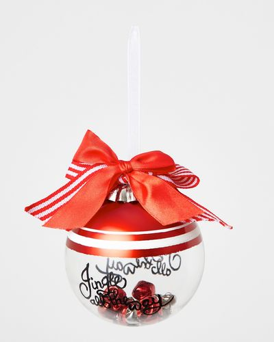 Jingle Bauble With Bells