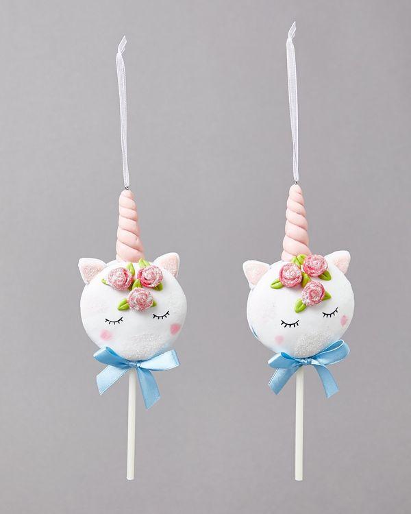 Unicorn Lollipop - Pack Of 2