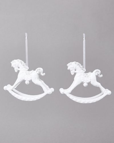Rocking Horse - Pack Of 2