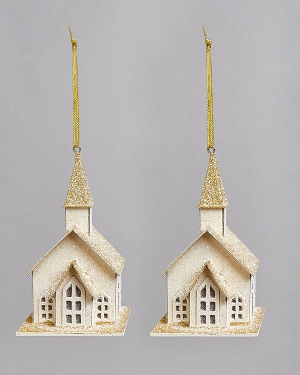 LED Church - Pack Of 2
