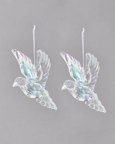 Dove decoration - Pack Of 2 thumbnail