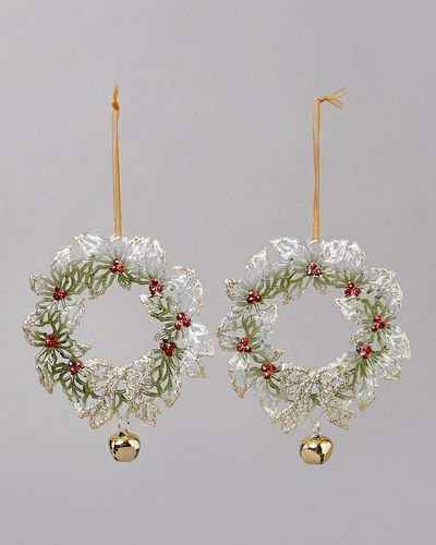 Wreath Decoration - Pack Of 2 thumbnail