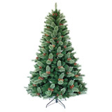green 7ft Norfolk Pine Tree
