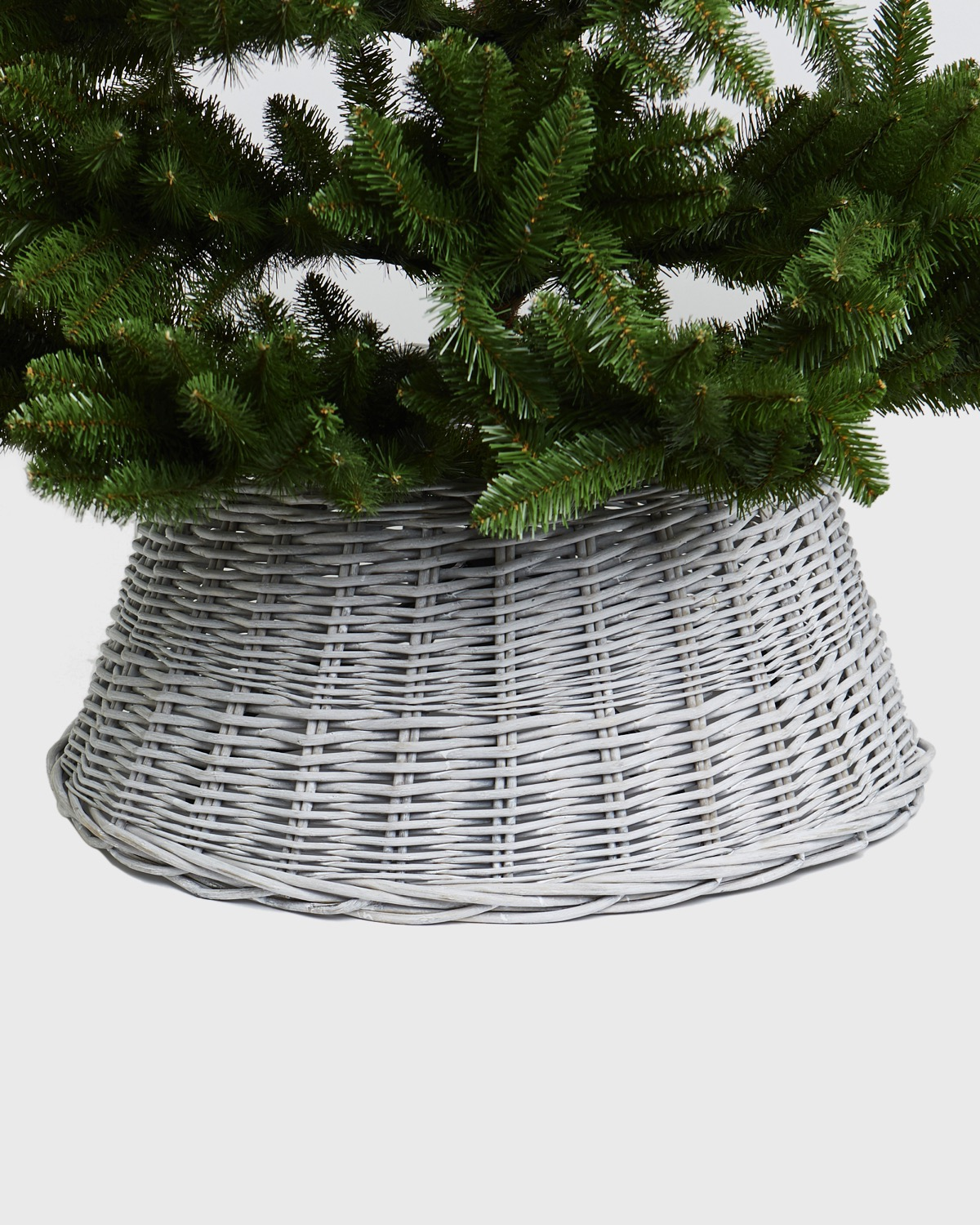Dunnes Stores Grey Tree Skirt