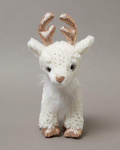 Mini Plush Reindeer thumbnail