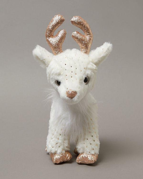 Mini Plush Reindeer