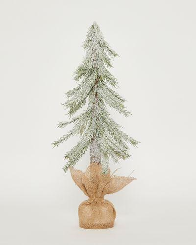Burlap Tree