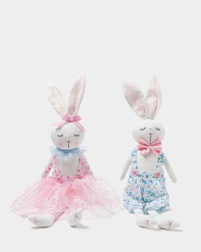 Tutu And Bow Bunny